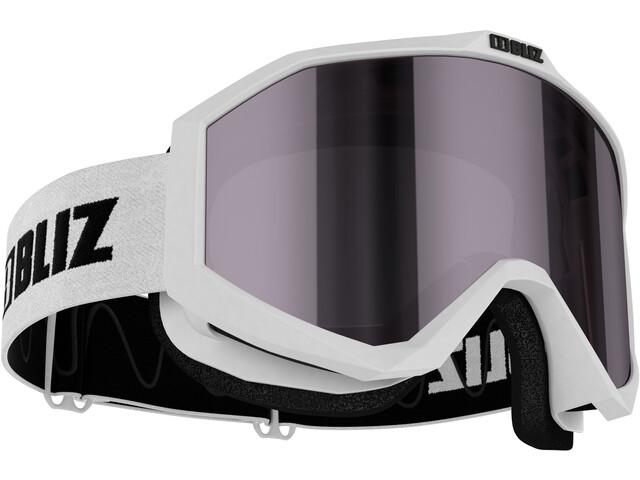 Bliz Liner Gafas, blanco/negro